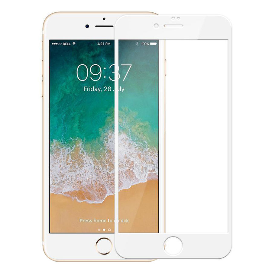 Dán Cường Lực Jcpal For iPhone 7/ 8
