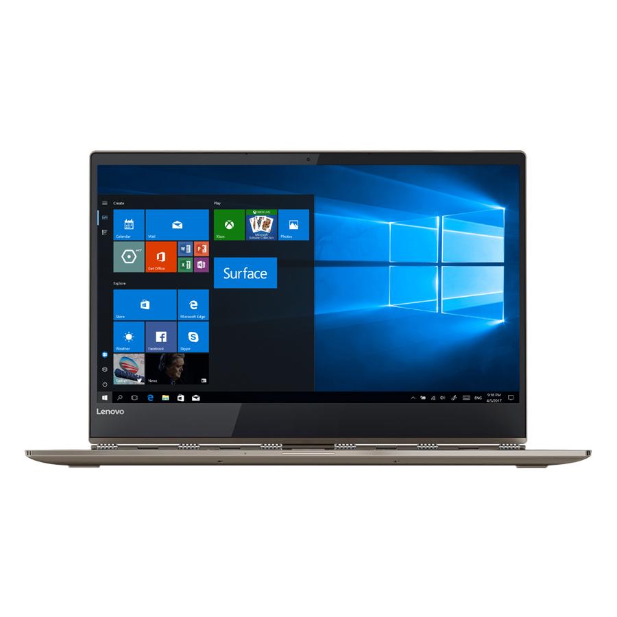 Laptop Lenovo Ideapad Yoga 920-13IKB 80Y7009KVN Core i7-8550U/Win10 (13.9 inch) - Hàng Chính Hãng (Bronze)
