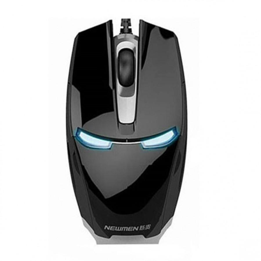 Chuột Gaming cao cấp Newmen - Iron Man G306 màu ngẫu nhiên