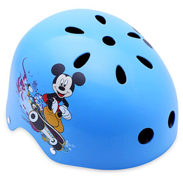 Mũ bảo hiểm xe đạp BMX hình Mickey