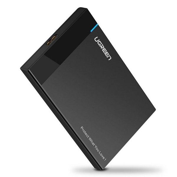 Hộp Đựng Ổ Cứng 2.5 Inch USB 3.0 Ugreen 30848 - Hàng Chính Hãng
