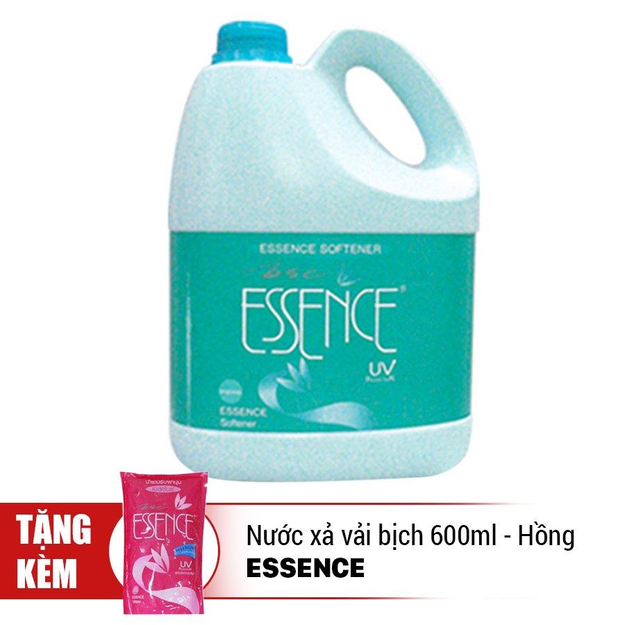 Nước xả vải Essence 3.8L - Xanh
