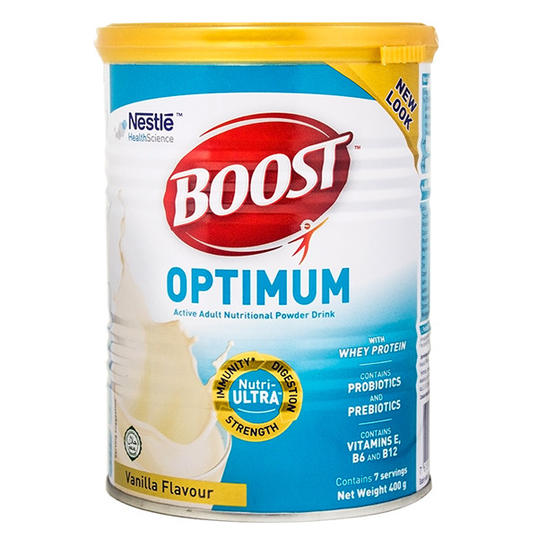 Sản Phẩm Dinh Dưỡng Nestle Boost Optimum (400g)