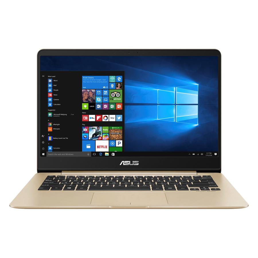 Laptop Asus ZenBook UX430UN-GV081T Core i5-8250U/Win 10 (14 inch) - Gold Metal - Hàng Chính Hãng