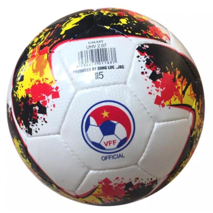 Bóng đá động lực FIFA Quality Pro UHV 2.07 Galaxy + Kèm kim bơm bóng  và lưới đựng bóng (đồng hành với V-league).