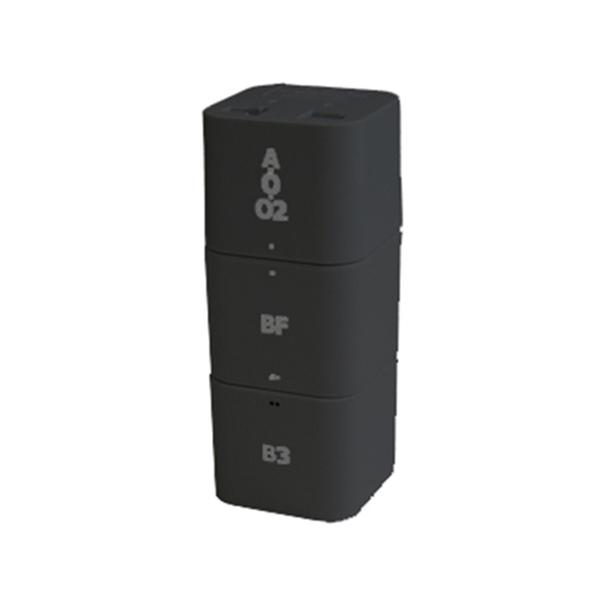 Bộ  Adapter Sạc Du Lịch Kashimura WP-97