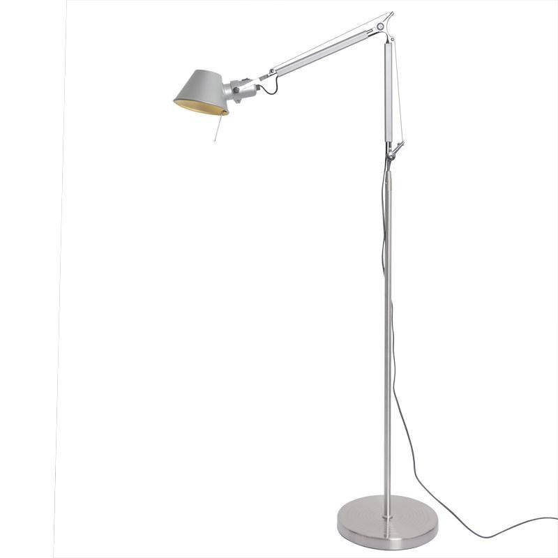 Đèn sàn - đèn đứng - đèn trang trí sofa phòng khách - đèn đọc sách cao cấp Inox