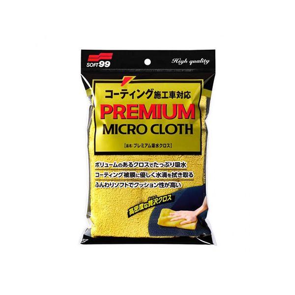 Khăn lau chuyên dụng Premium Micro Cloth C-157   Soft99