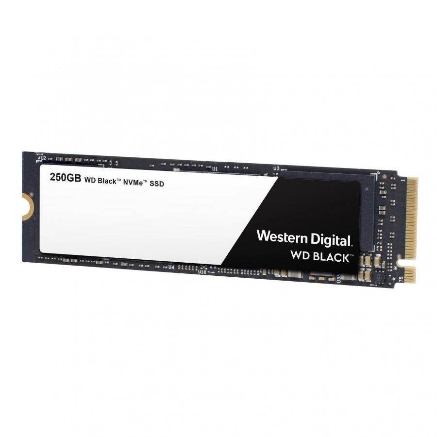 Ổ Cứng SSD WD Black 250GB M.2 2280 WDS250G2X0C- Hàng Chính Hãng