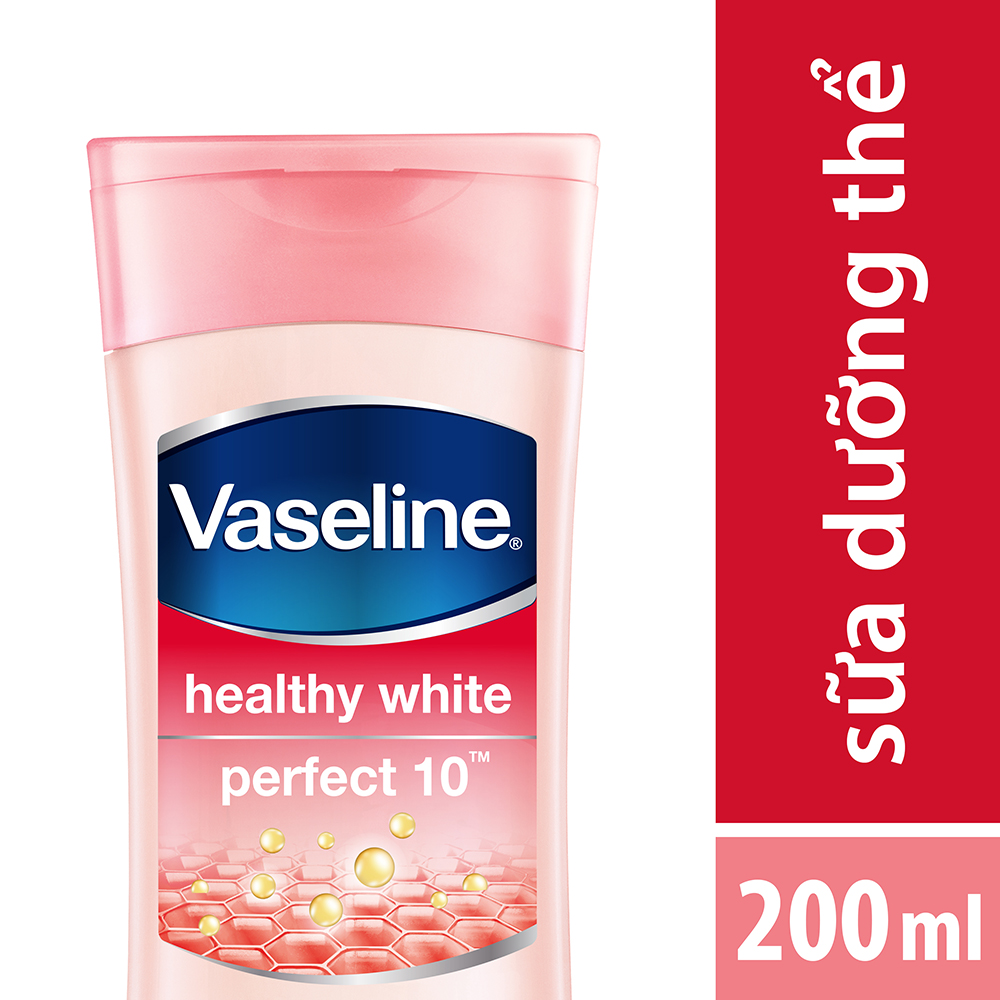 Sữa Dưỡng Thể Vaseline  Perfect 10 trong 1 - 21050596 (200ml)
