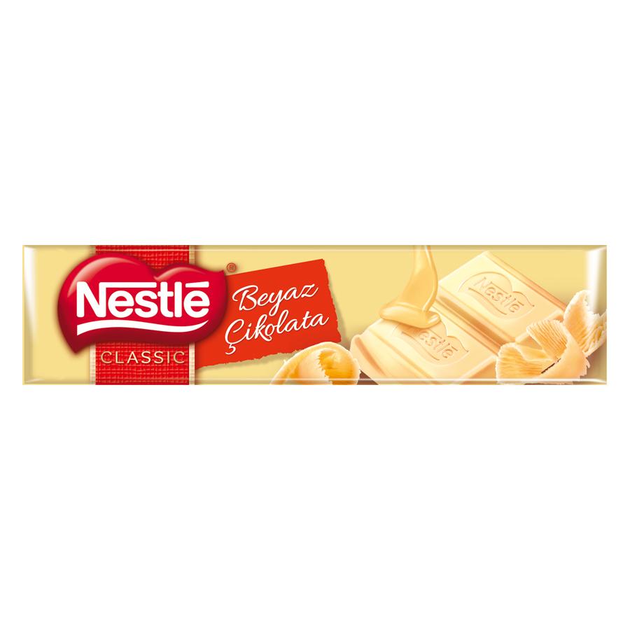 Kẹo Socola Trắng Nestle Classic (35g)