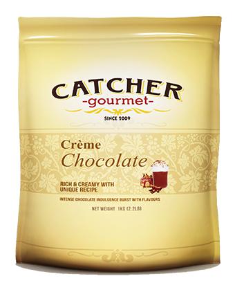 Bột Catcher Premium Chocolate