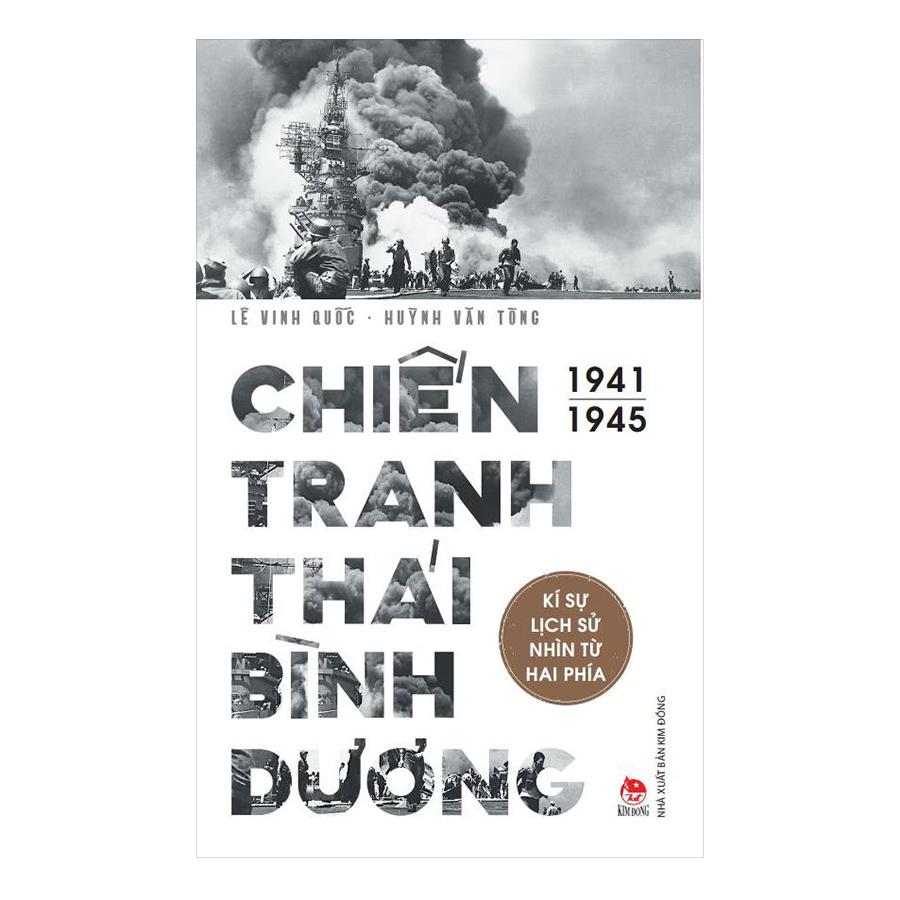 Chiến Tranh Thái Bình Dương (1941-1945)