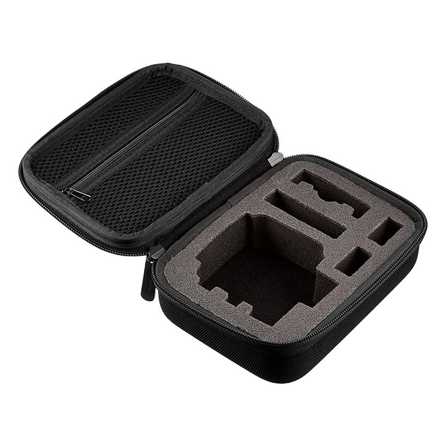 Hộp Đựng Phụ Kiện GOPRO Camera Hành Trình Chống Sốc - Size S - Black
