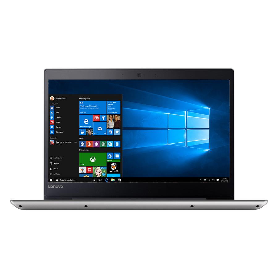 Laptop Lenovo IdeaPad 320S-14IKBR 81BN0051VN Core i5-8250U/Win10 (14 inch) - Hàng Chính Hãng (Grey)