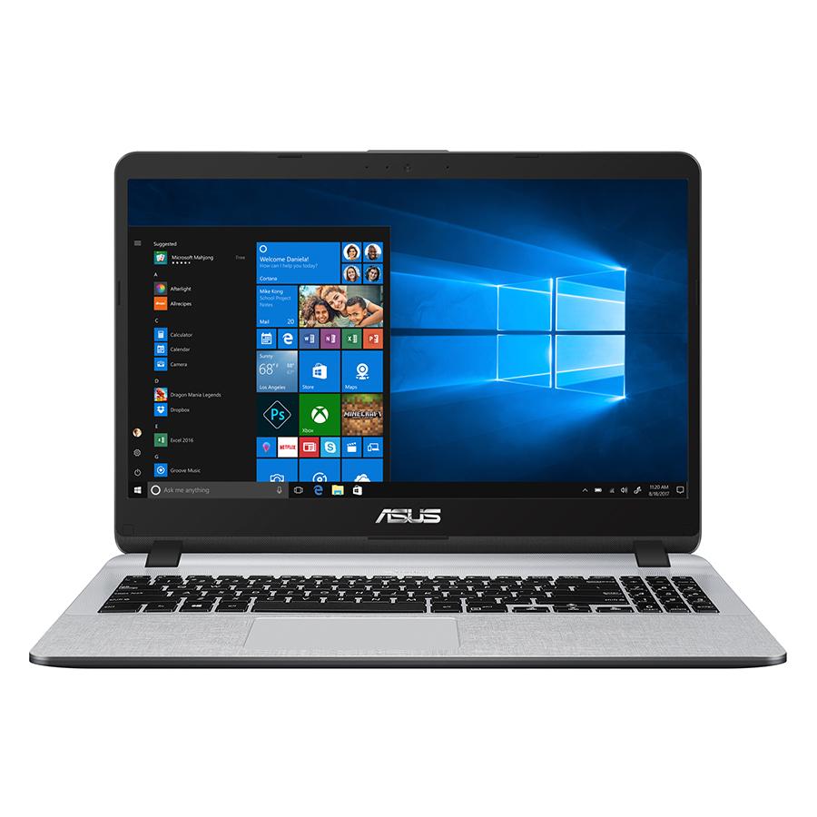 Laptop Asus Vivobook X507UA-EJ314T Core i3-7020U/Win10 (15.6 inch) (Grey) - Hàng Chính Hãng