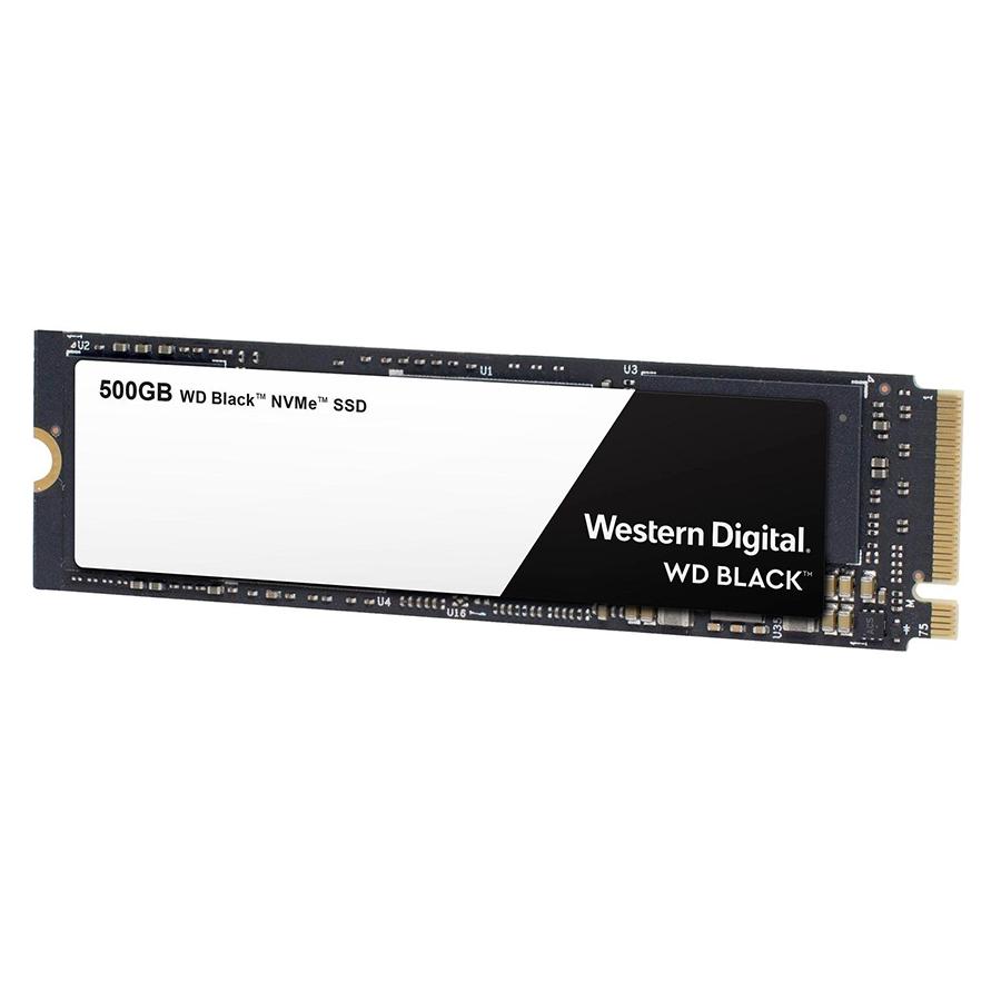 Ổ Cứng SSD WD Black 500GB M.2 2280 WDS500G2X0C - Hàng Chính Hãng