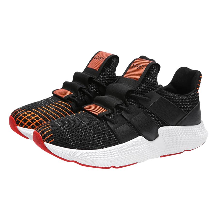 Giày Thể Thao Nam Dáng Sneaker GB06 - Đen