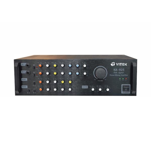 Amply Karaoke Vitek KA-925 (400W) - Hàng Chính Hãng