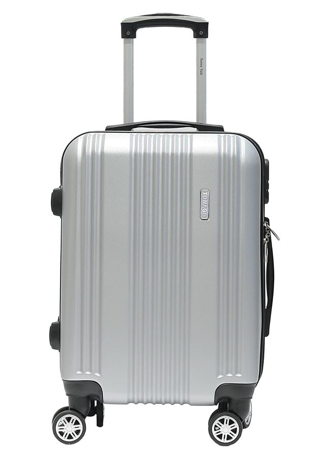 Vali Tonago TG516-20BA - Màu Bạc (Size S)
