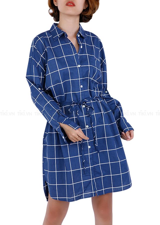 Áo Váy Sơ Mi Nữ Hàn Quốc Orange Factory UEK1L342
