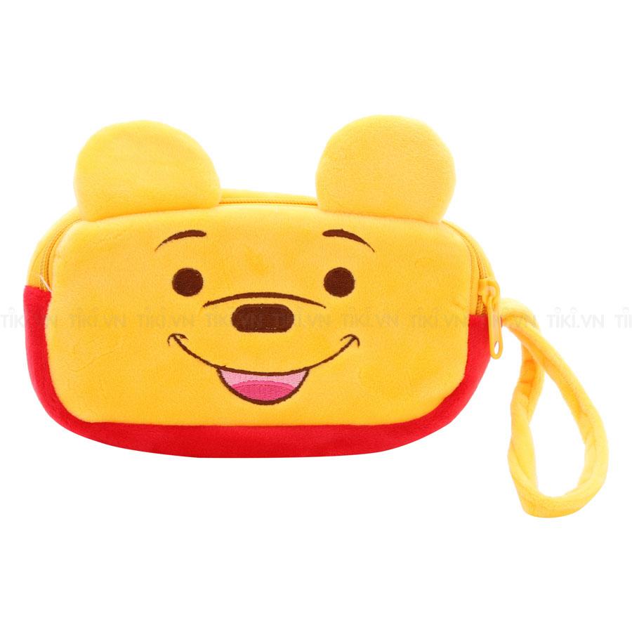 Bóp Viết Vải Bông Thanh Trà 4008-Pooh