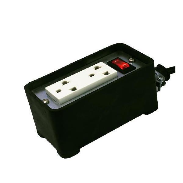 Ổ cắm điện công suất lớn Toshino TRS-215