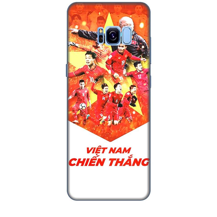 Ốp Lưng Dành Cho Samsung Galaxy S8 Plus AFF Cup Đội Tuyển Việt Nam Mẫu 3