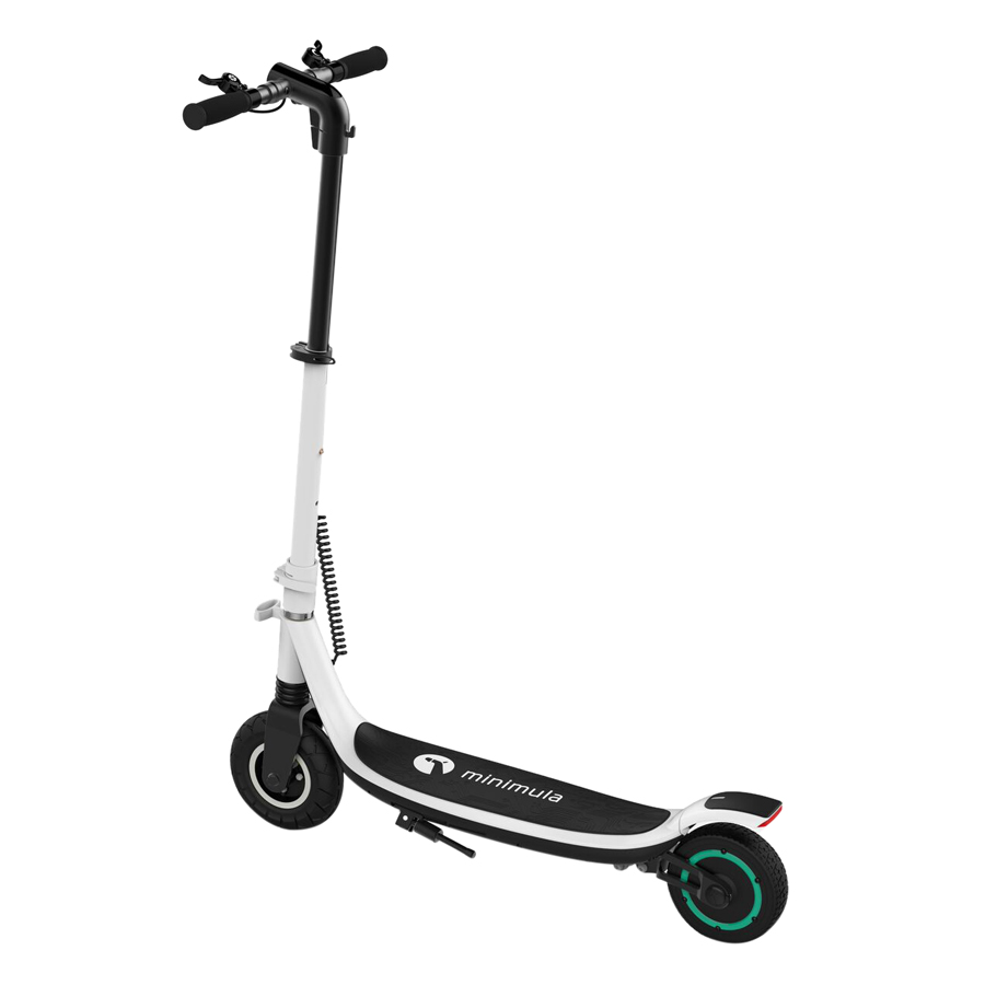 Xe Scooter Điện Minimula Eco White MINIMULAECOWH