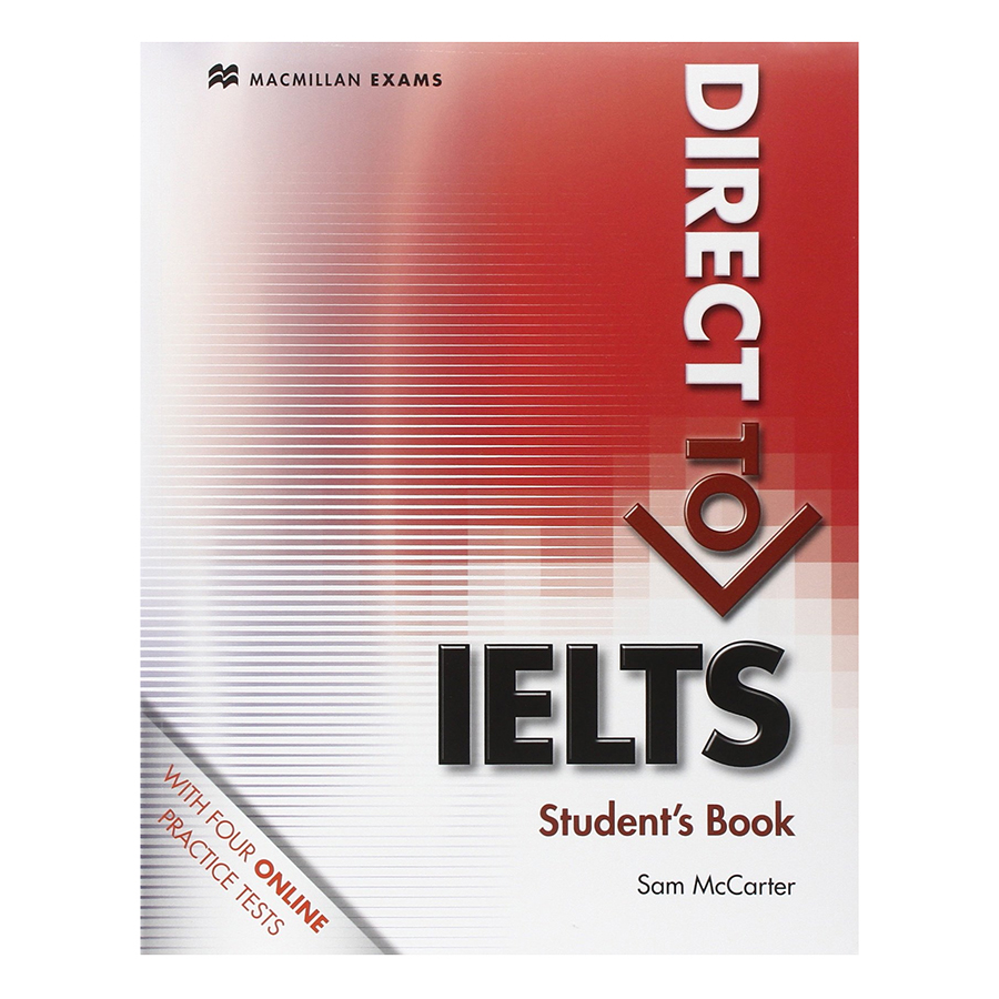 Direct to IELTS: Student Book Without Key With Webcode