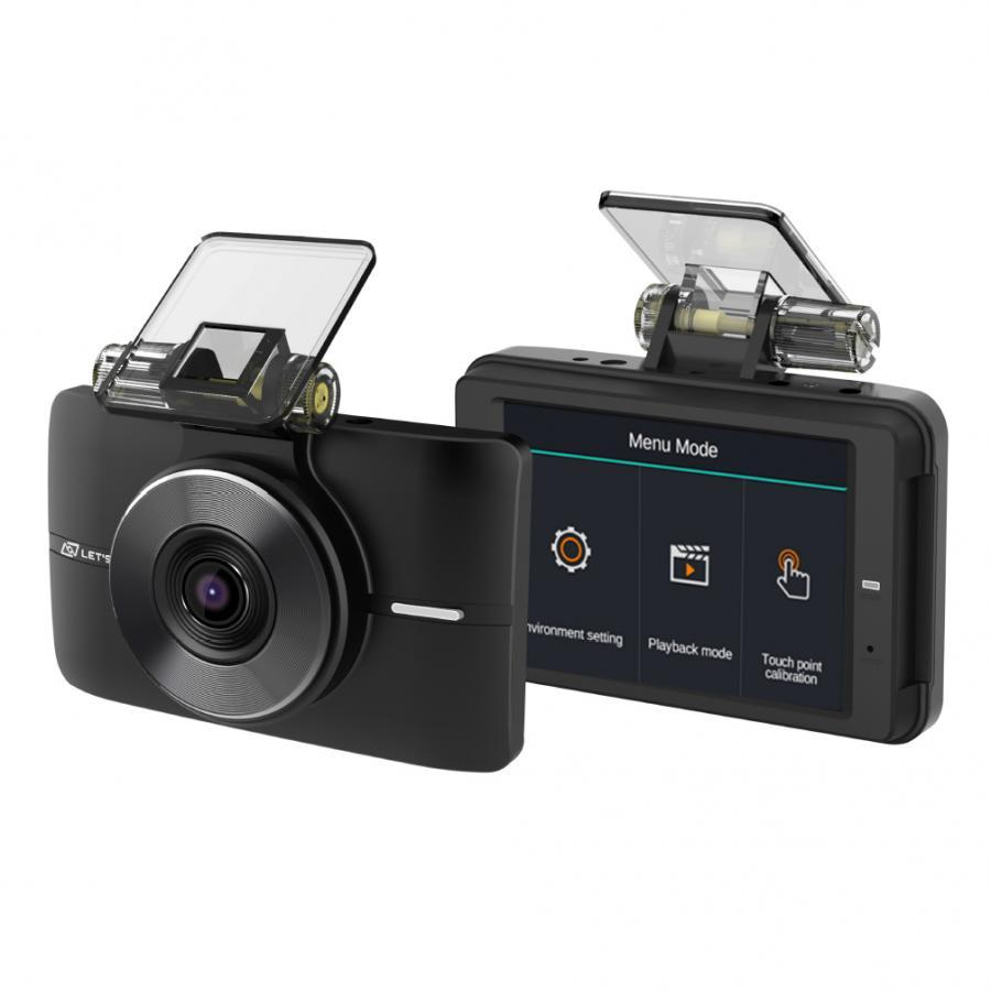 Camera Hành Trình LET'S VIEW HD-300M - Hàng Chính Hãng