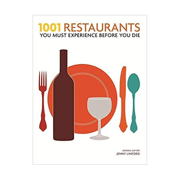 1001 Restaurants: You Must Experience Before You Die Paperback