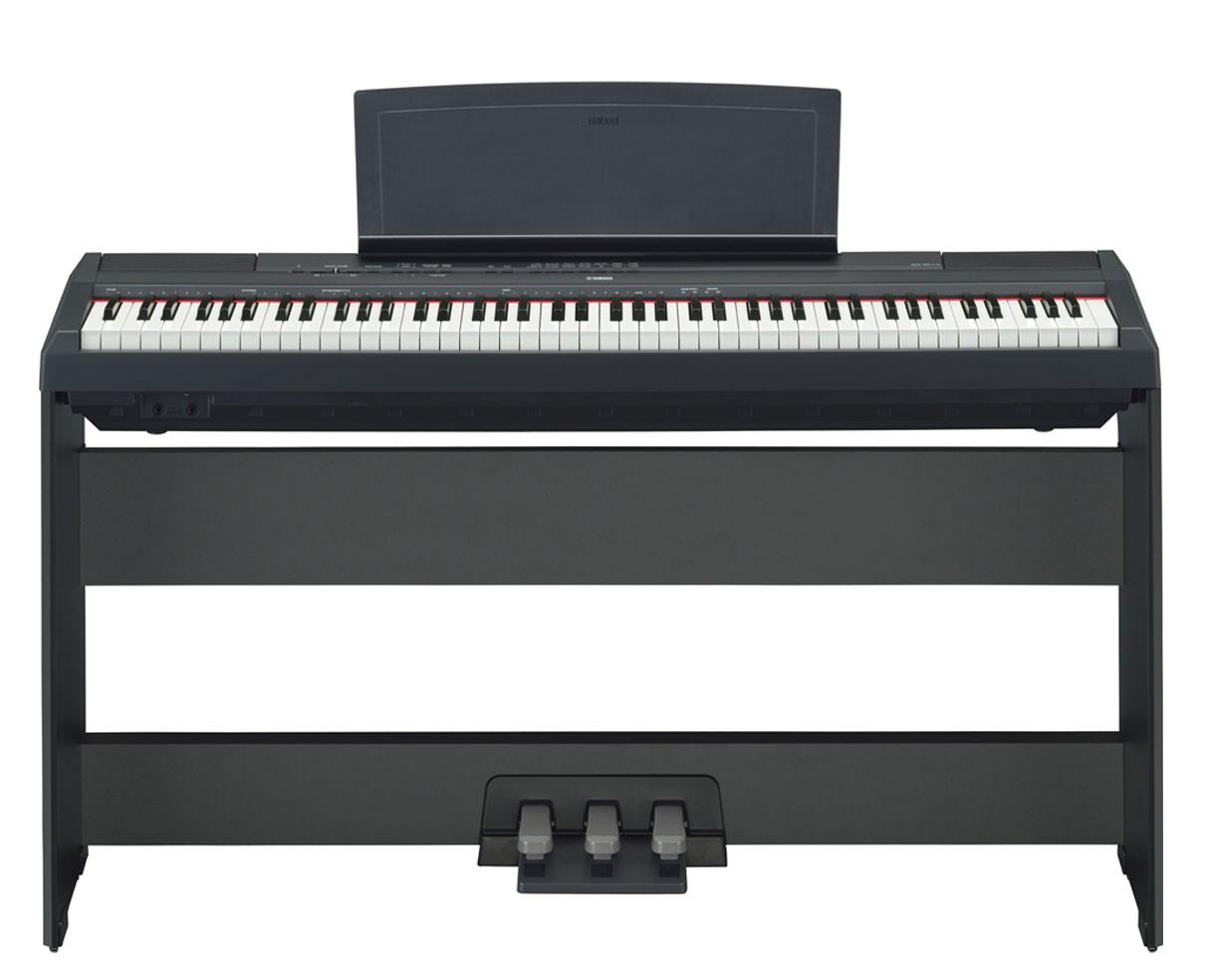 Đàn piano điện Yamaha P115B+ chân+Pedal