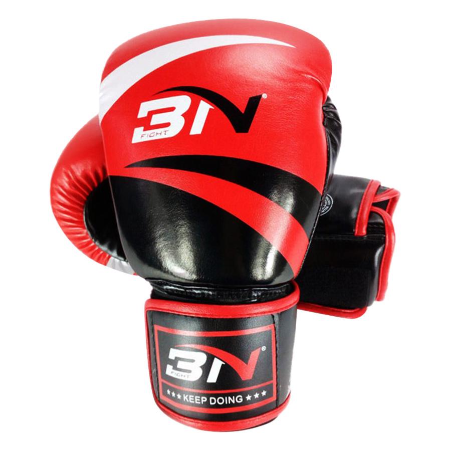 Găng Tay Boxing BN BG-BN-R - Đỏ