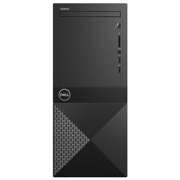 PC Dell Vostro 3670MT J84NJ1W Core i5-8400/Win10 (Black) - Hàng Chính Hãng