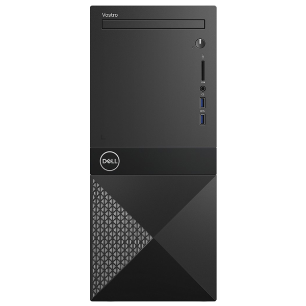 PC Dell Vostro 3670MT J84NJ2 Core i7-8700/Free Dos (Black) - Hàng Chính Hãng