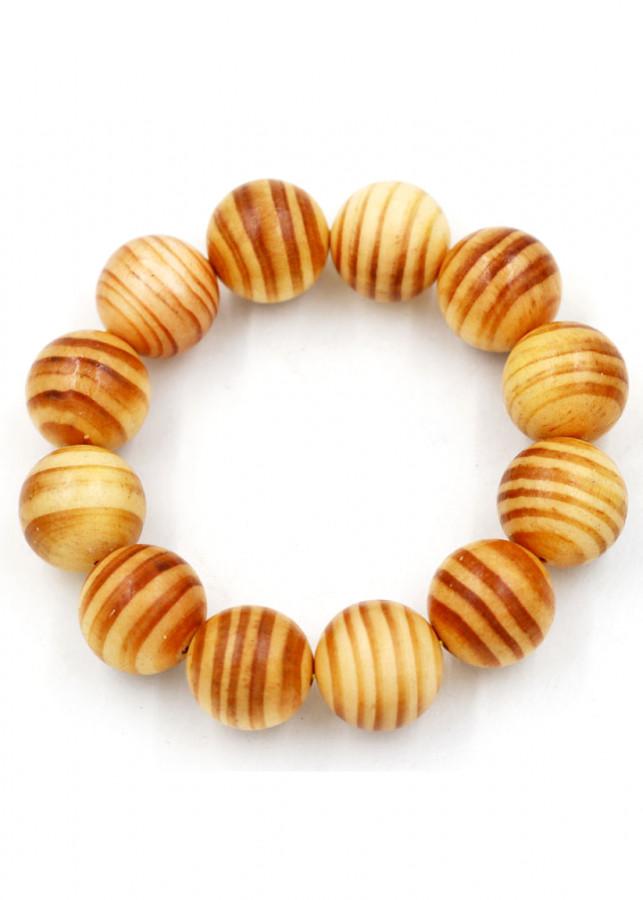 Vòng tay chuỗi hạt gỗ Huyết rồng 20 ly 12 hạt