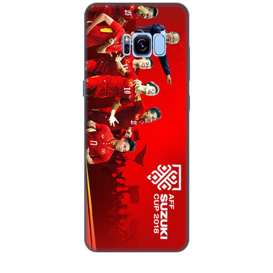Ốp Lưng Dành Cho Samsung Galaxy S8 Plus AFF Cup Đội Tuyển Việt Nam Mẫu 1