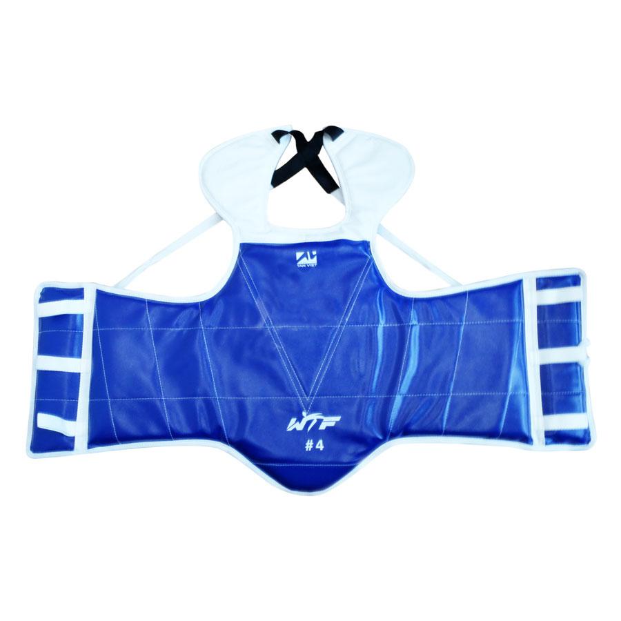 Giáp Bảo Hộ Taekwondo Có Vai Một Mặt TÂN VIỆT BHGTEAV1MTV - Màu Ngẫu Nhiên