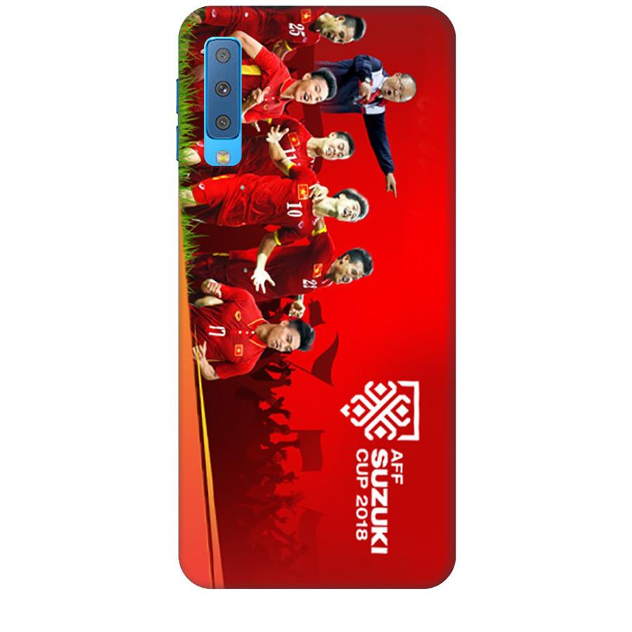 Ốp Lưng Dành Cho Samsung Galaxy A7 2018 AFF Cup Đội Tuyển Việt Nam Mẫu 1