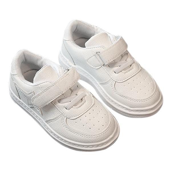 Giày Thể Thao Trẻ Em 3 - 12 Tuổi Kiểu Dáng Cá Tính GA15 - Trắng
