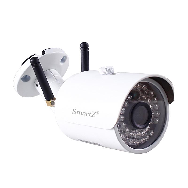 Camera Wifi/3G SmartZ Ngoài Trời IS03 720P- Tặng Gói Lưu Cloud