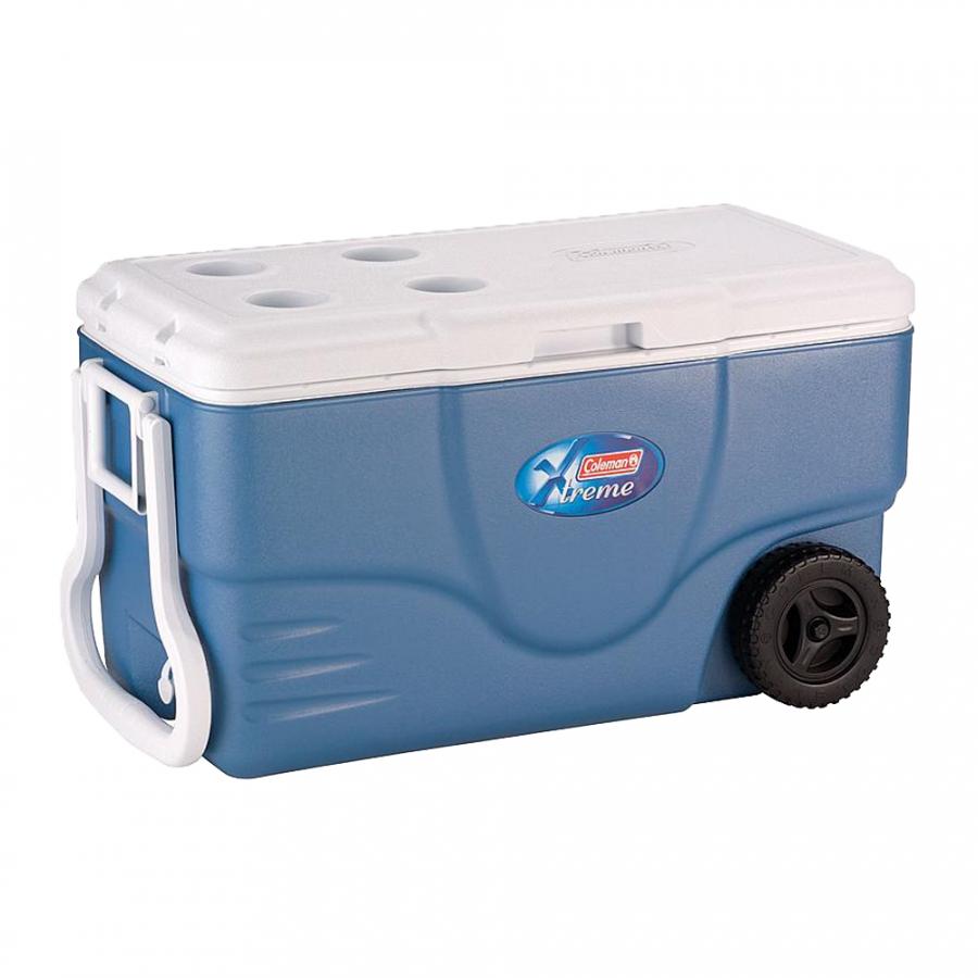 Thùng giữ nhiệt Coleman - 6262A748 - 58L -  Xanh dương - 62QT Xtreme Wheeled Cooler - Blue