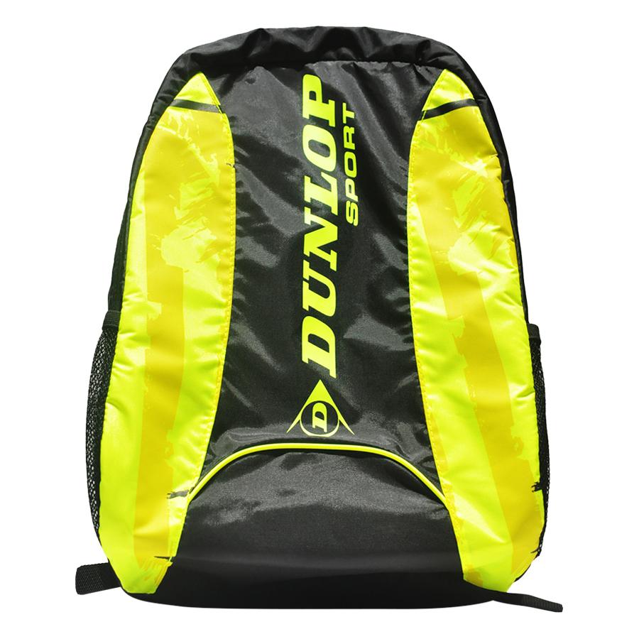 Balo Đựng Vợt Dunlop Revolutio Backpack 1PC (60 x 30 cm) - Xanh Phối Đen