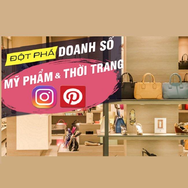 KYNA - Khóa Học Đột Phá Doanh Số Thời Trang Mỹ Phẩm Với Instagram - Pinterest