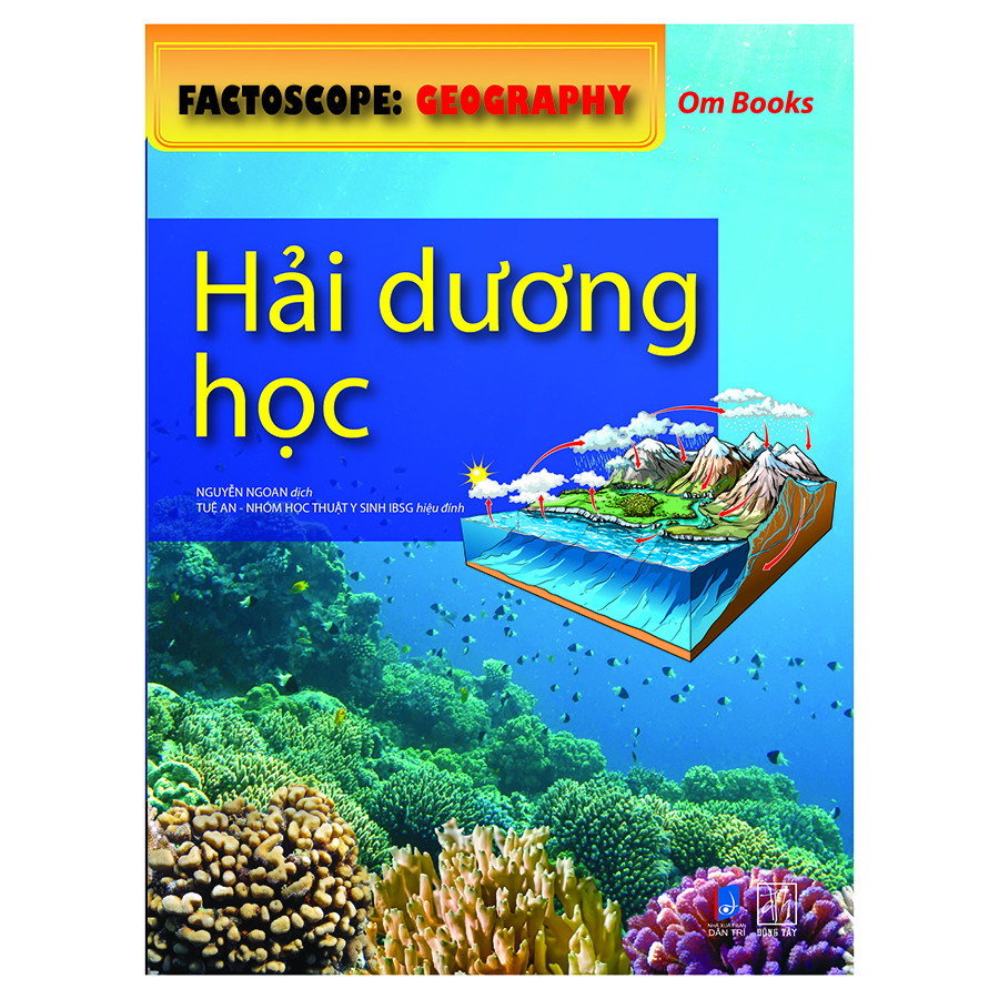Factoscop: Geography - Hải Dương Học (Tranh Màu)