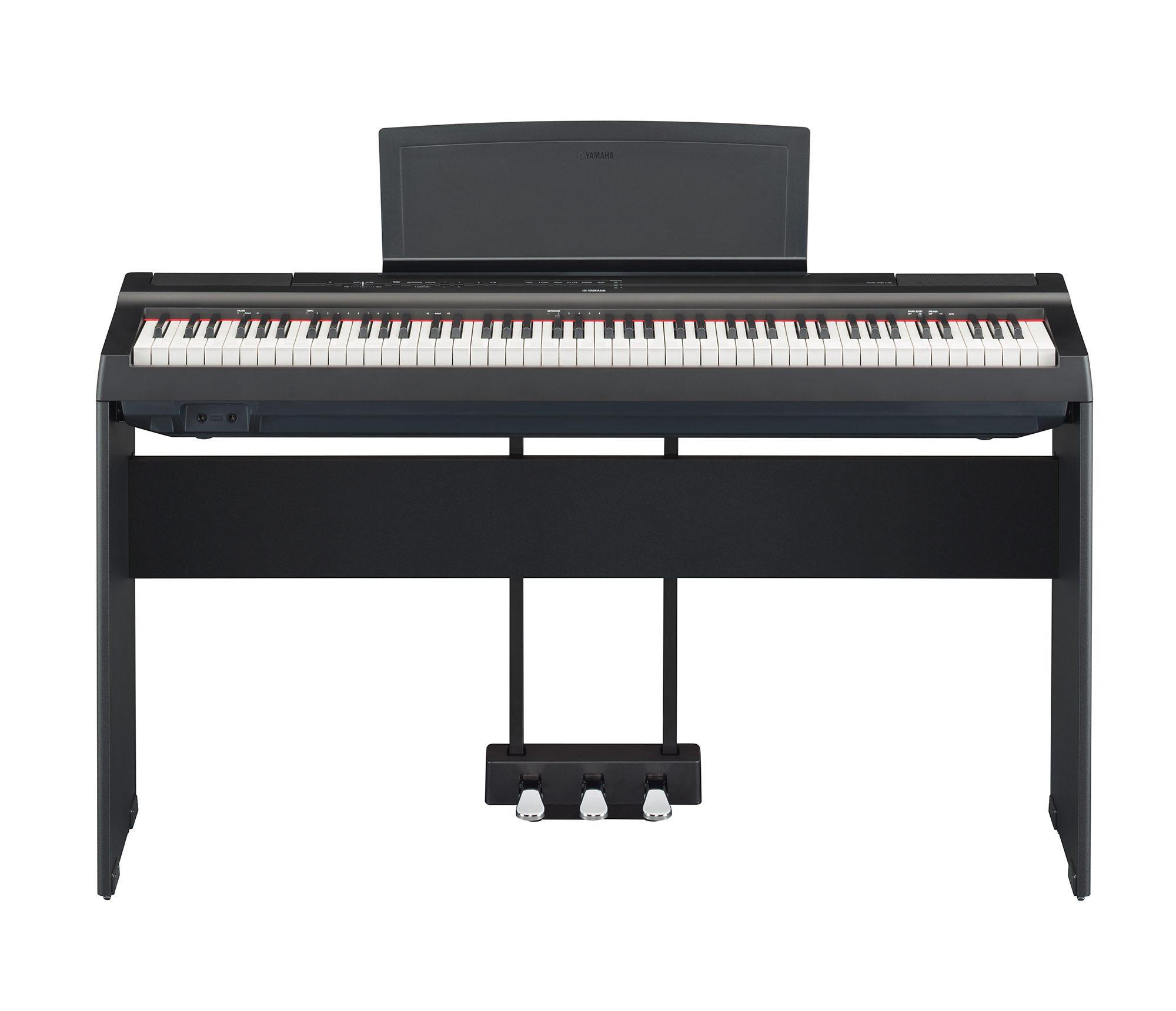 Đàn piano điện Yamaha P125B+ chân+ pedal