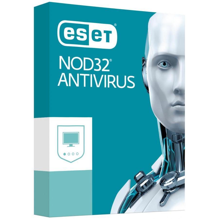 Phần mềm diệt virus NOD32 - ESET NOD32 ANTIVIRUS - 1 USER 1 YEAR 1 người dùng / 1 năm )