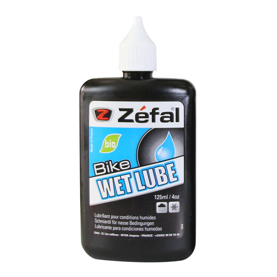 Nhớt xe đạp ZEFAL WET LUBE 125ml cho thời tiết ẩm ướt