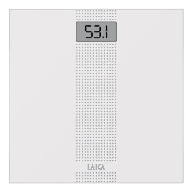 Cân sức khỏe điện tử mặt kính cường lực an toàn LAICA PS1054 - ITALY